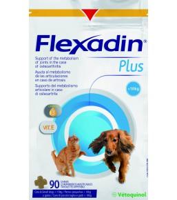 Flexadin Plus - Comprimés anti-arthrose pour chats et petits chien