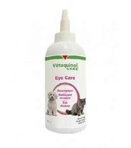 Vetoquinol Eye Care - Nettoyant oculaire pour chat et chien