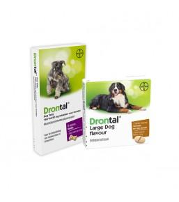 Drontal - Vermifuge pour chien