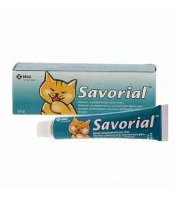 Savorial Supplément nutritionnel pour chat.