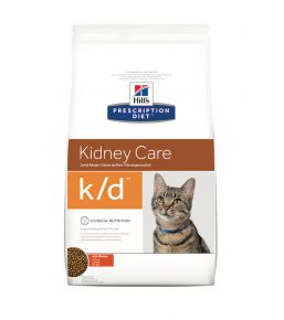 Hill's Prescription Diet k/d Feline - Croquettes