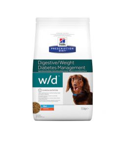 Hill's Prescription Diet W/D Mini Canine