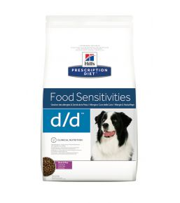 Hill's Prescription Diet D/D Canine Canard et Riz - Croquettes