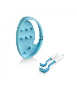 Clipbox avec crochets O'Tom anti-tiques / Tick Twister