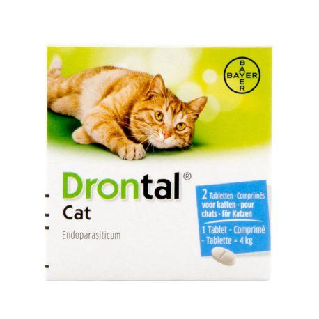 Drontal - Vermifuge pour chat