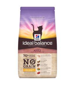 Hill's Ideal Balance Feline Adult No Grain Poulet Pomme de terre