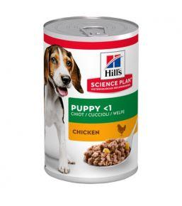 Science Plan Puppy au Poulet - Boîte de pâtée pour chiot