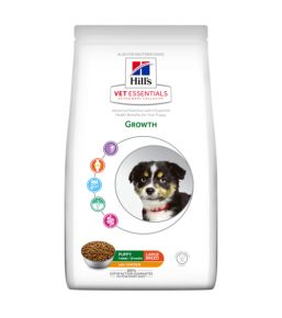 Hill's VetEssentials Growth Puppy Grande Race - Croquettes pour chiot
