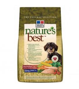 Nature's Best Canine Mature 7+ Adult Mini/Medium