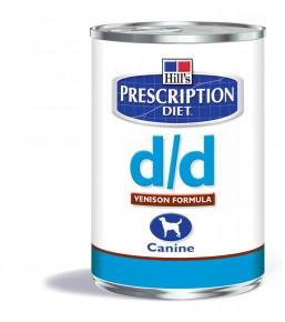 Hill's Prescription Diet D/D Canine Gibier (boîte)